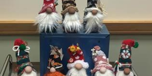 Sock Gnomes Workshop