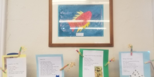 Children's Poetry Back at the Library!