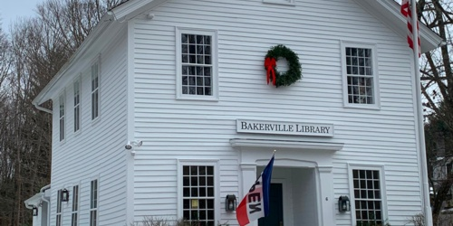 Bakerville Library Holiday Festival!