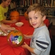 Pumpkin Painting and Storytelling, October 2011